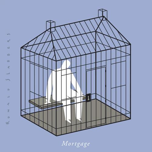 self isolation - mortgage illustration zelfisolatie self isolatie illustratie